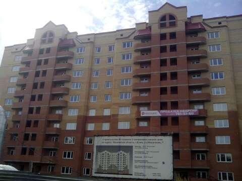 Жилой дом на ул. Менделеева